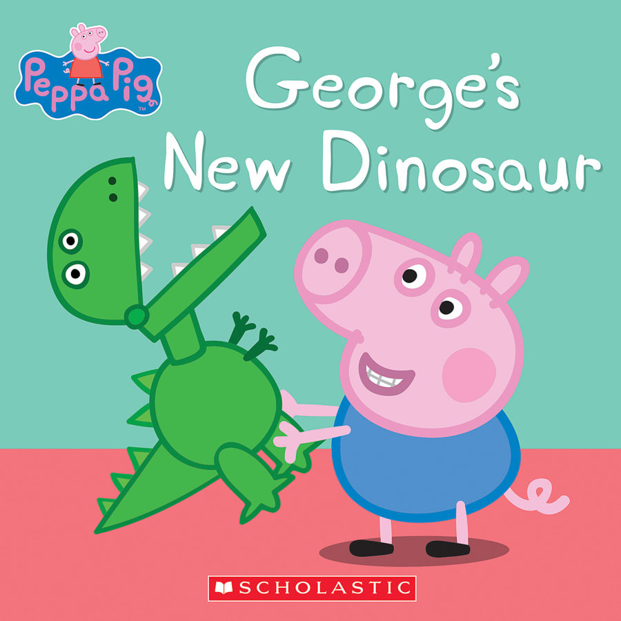 Scholastic - George's New Dinosaur