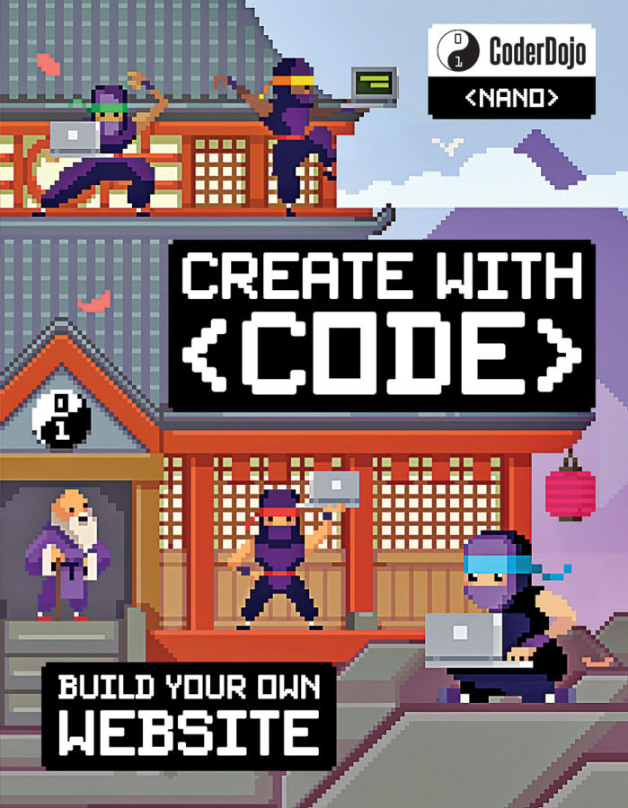 CoderDojo - CoderDojo Nano: Build Your Own Website