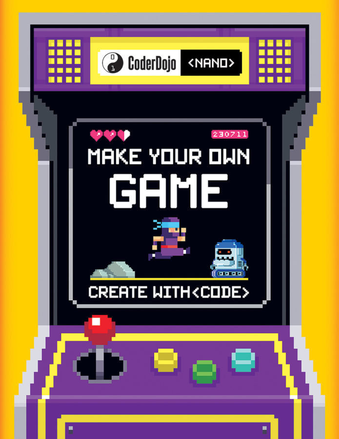 Jurie Horneman - CoderDojo Nano: Make Your Own Game