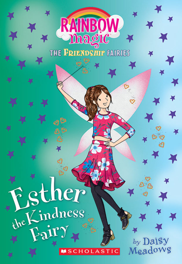 Daisy Meadows - Esther the Kindness Fairy