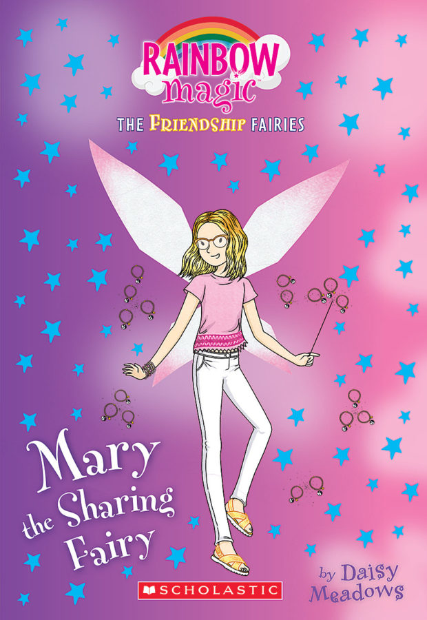 Daisy Meadows - Mary the Sharing Fairy