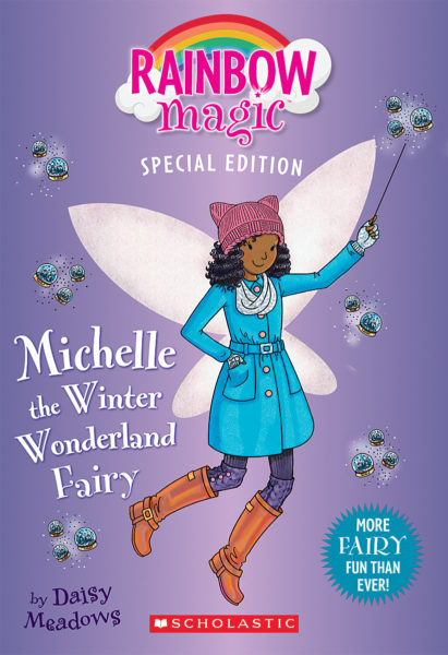 Daisy Meadows - Michelle the Winter Wonderland Fairy