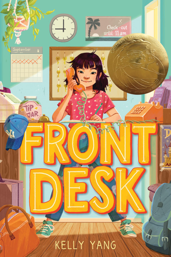 Kelly Yang - Front Desk