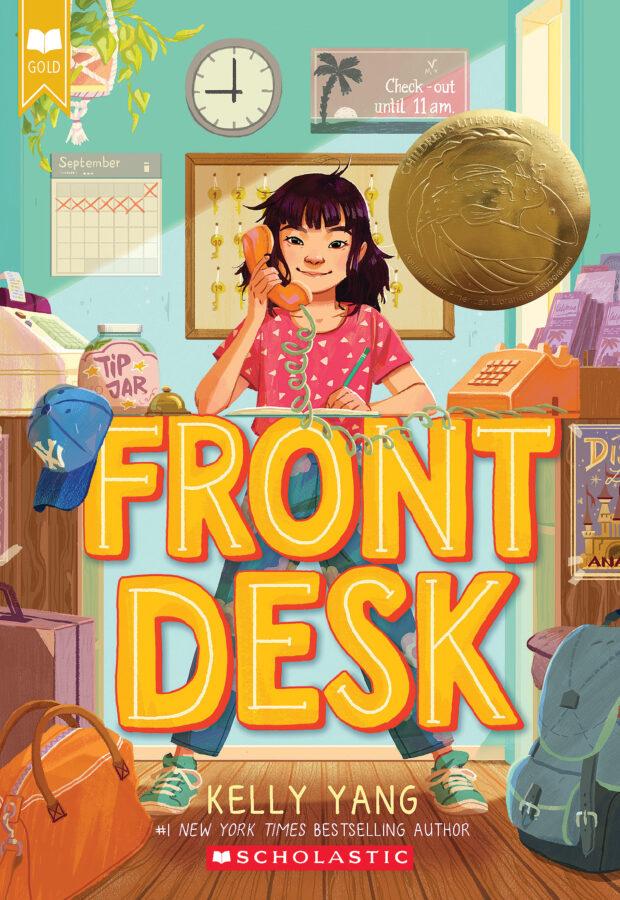 Kelly Yang - Front Desk
