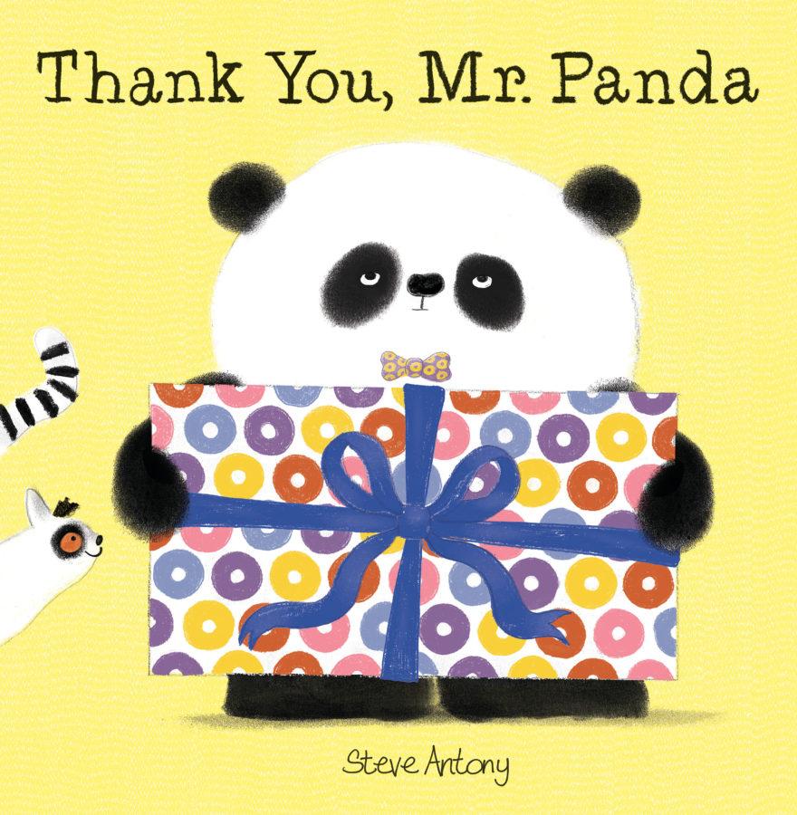 Steve Antony - Thank You, Mr. Panda