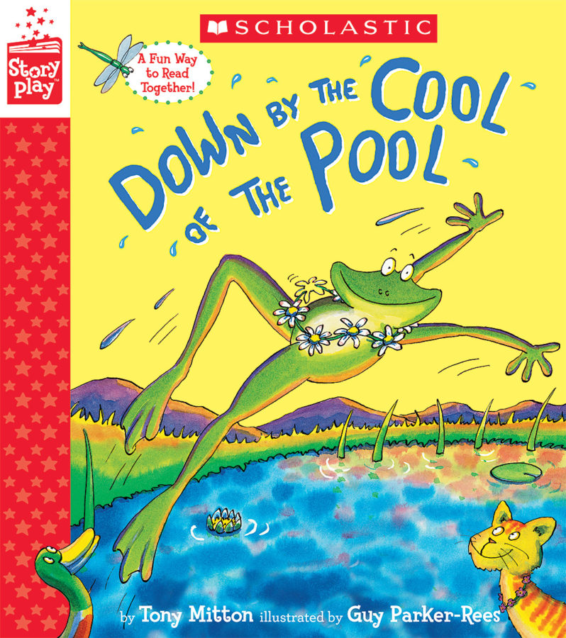Tony Mitton - Down by the Cool of the Pool