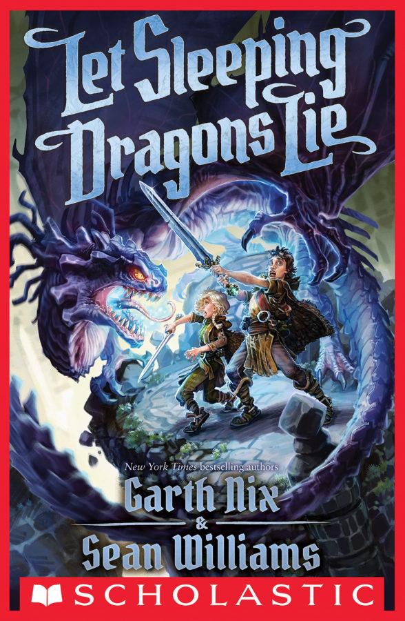 Garth Nix - Let Sleeping Dragons Lie