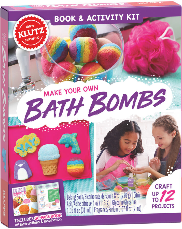 Editors of Klutz - Make Your Own Bath Bombs