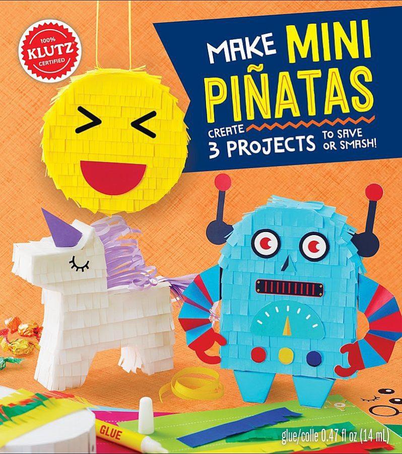 Editors of Klutz - Make Mini Piñatas