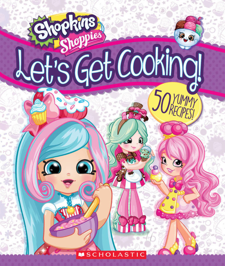 - Let's Get Cooking!