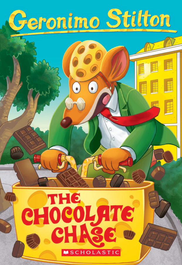 Geronimo Stilton - Chocolate Chase, The
