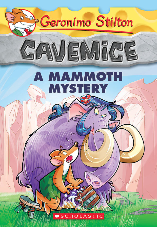 Geronimo Stilton - A Mammoth Mystery