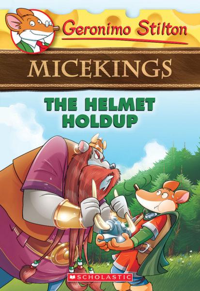 Geronimo Stilton - The Helmet Holdup