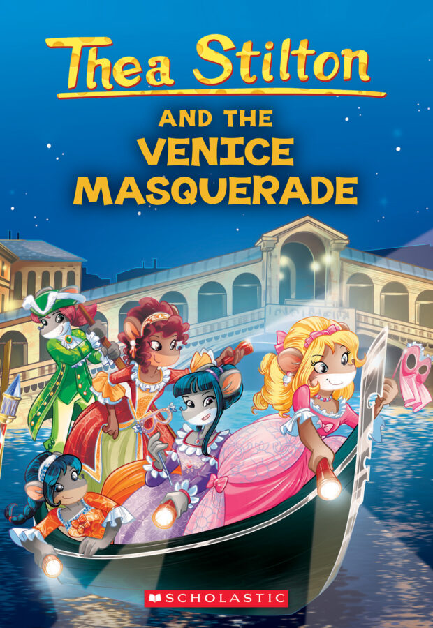 Thea Stilton - Thea Stilton and the Venice Masquerade