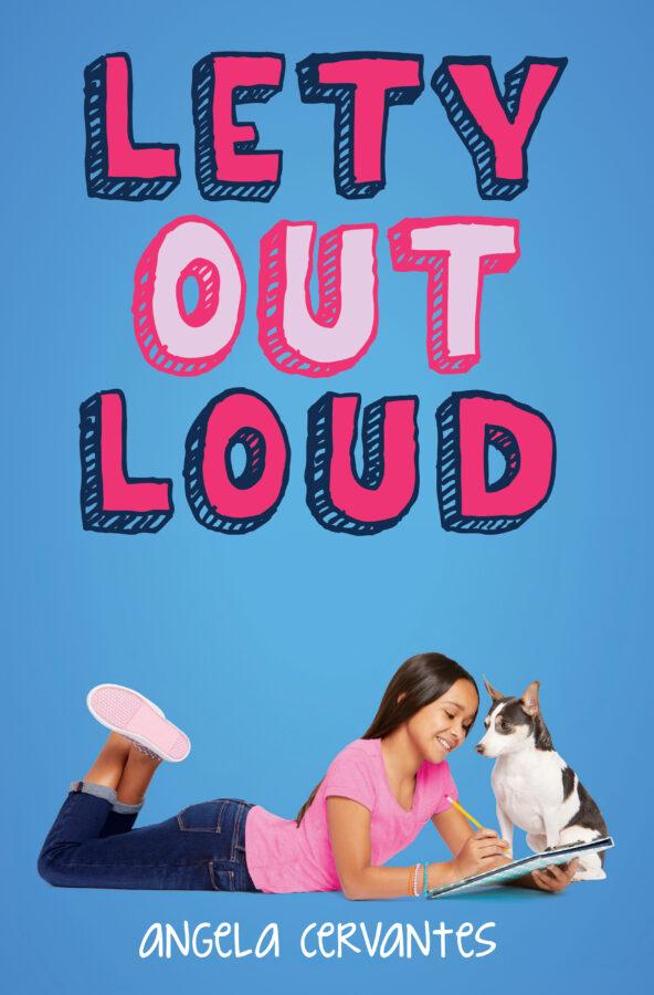 Angela Cervantes - Lety Out Loud