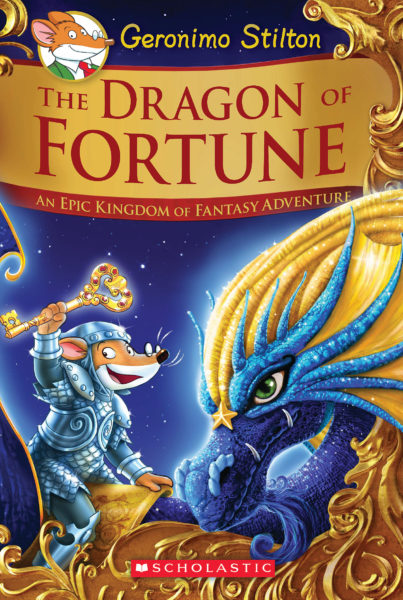 Geronimo Stilton - The Dragon of Fortune