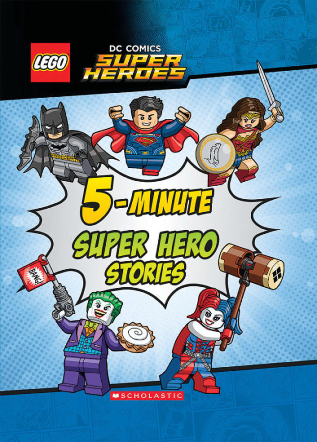 Scholastic - 5-Minute Super Hero Stories