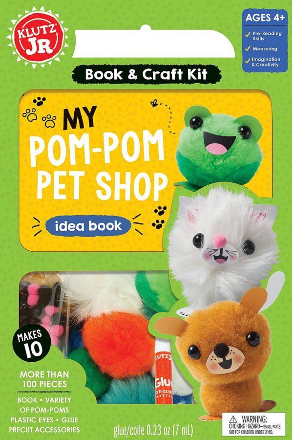 Editors of Klutz - My Pom-Pom Pet Shop