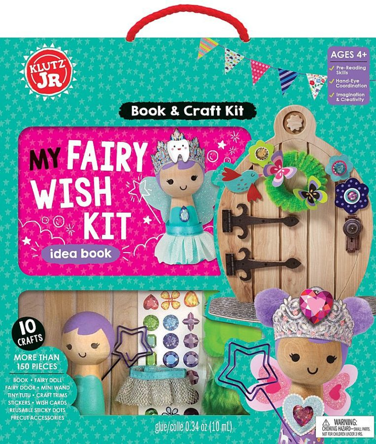 Editors of Klutz - My Fairy Wish Kit
