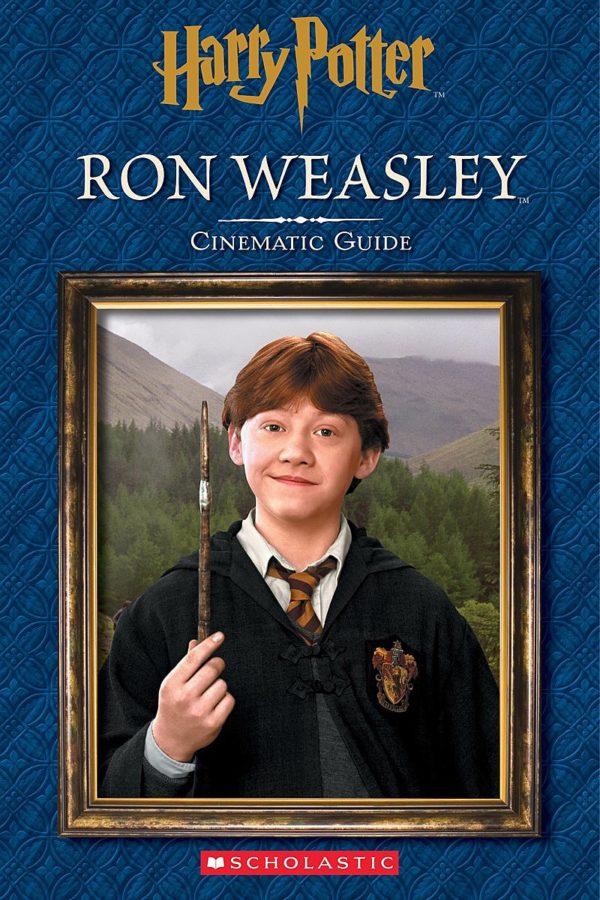Felicity Baker - Ron Weasley: Cinematic Guide