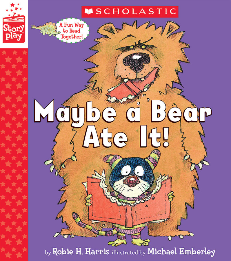 Robie H. Harris - Maybe a Bear Ate It!