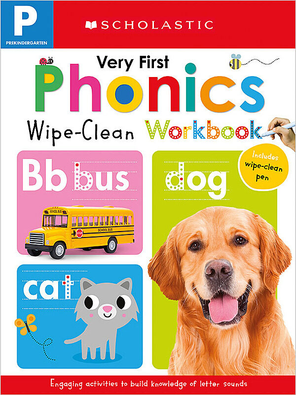 Scholastic - Very First Phonics