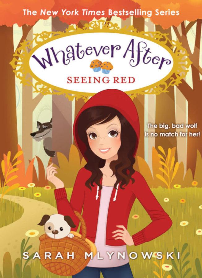 Sarah Mlynowski - Seeing Red