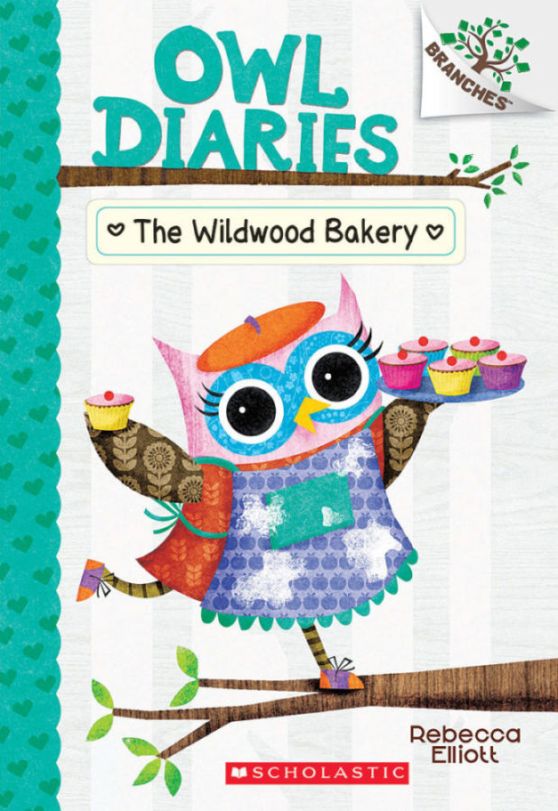 Rebecca Elliott - The Wildwood Bakery