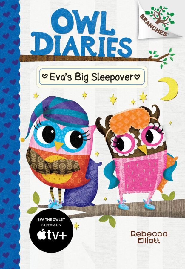 Rebecca Elliott - Eva's Big Sleepover