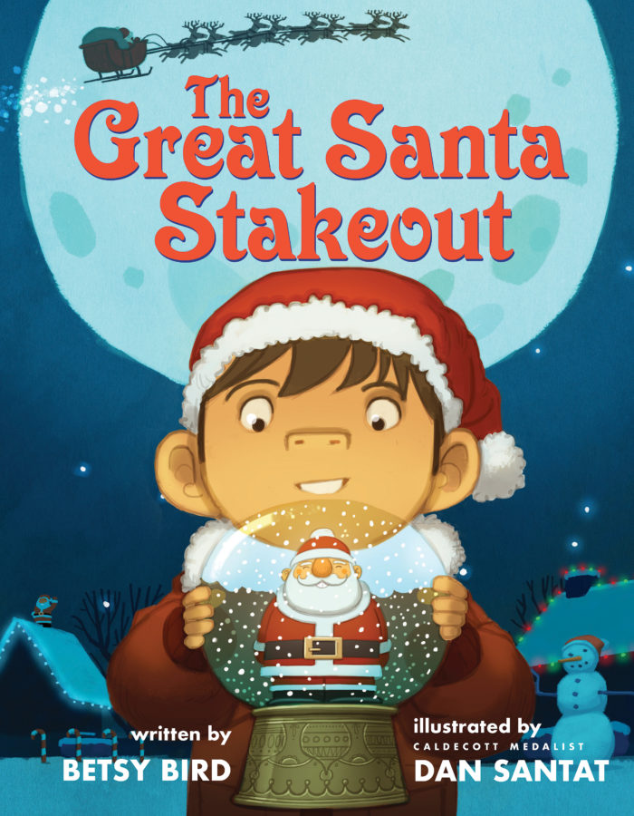 Betsy Bird - Great Santa Stakeout, The