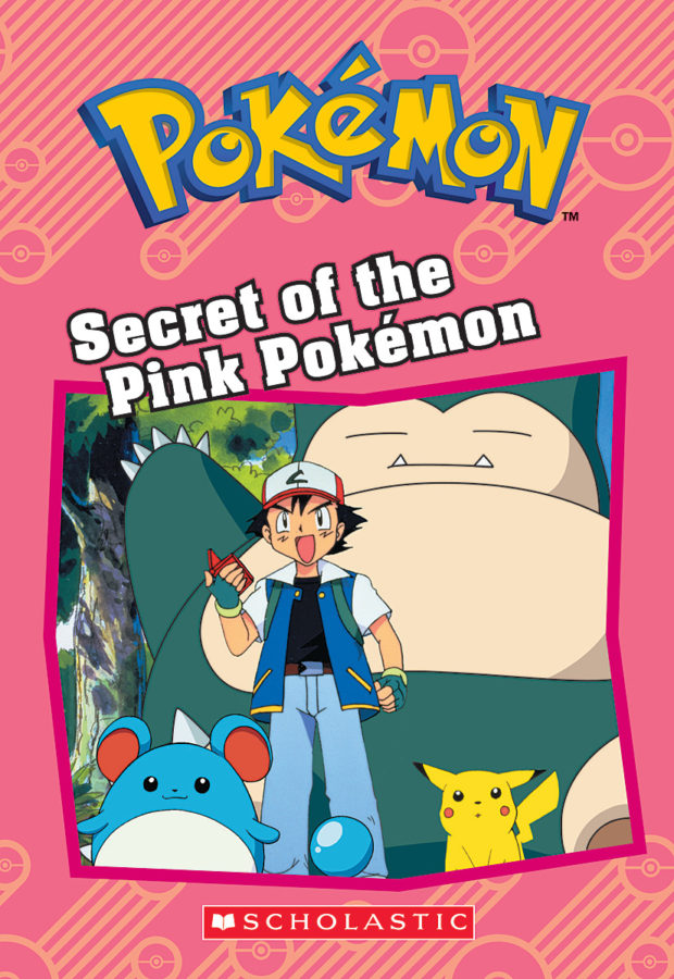 Tracey West - Secret of the Pink Pokémon