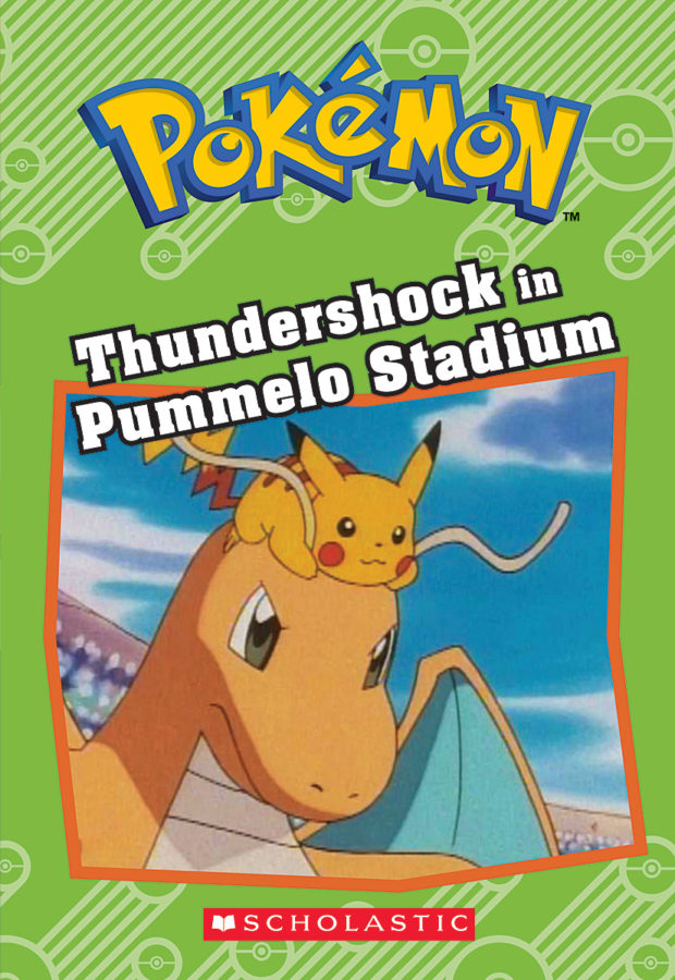 Tracey West - Thundershock in Pummelo Stadium