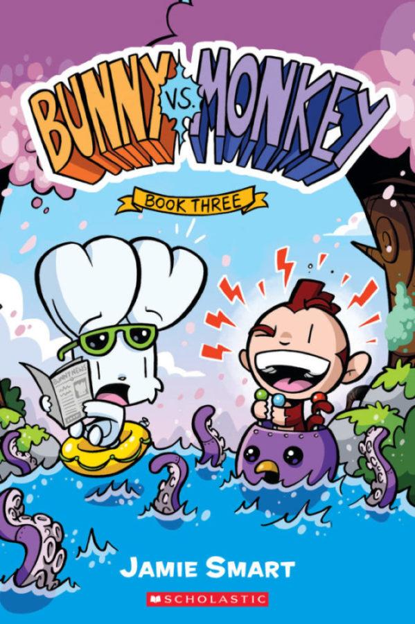 Jamie Smart - Bunny vs. Monkey: Book Three
