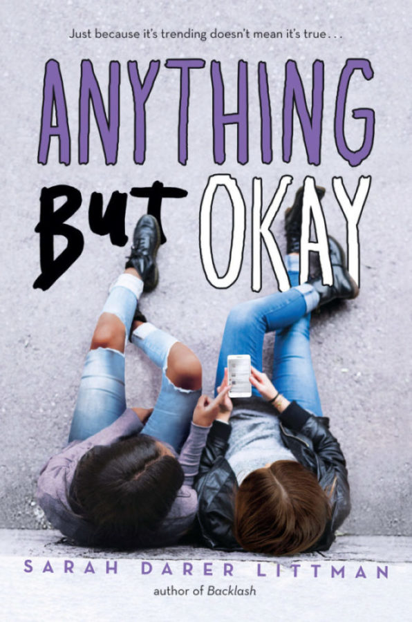 Sarah Darer Littman - Anything but Okay