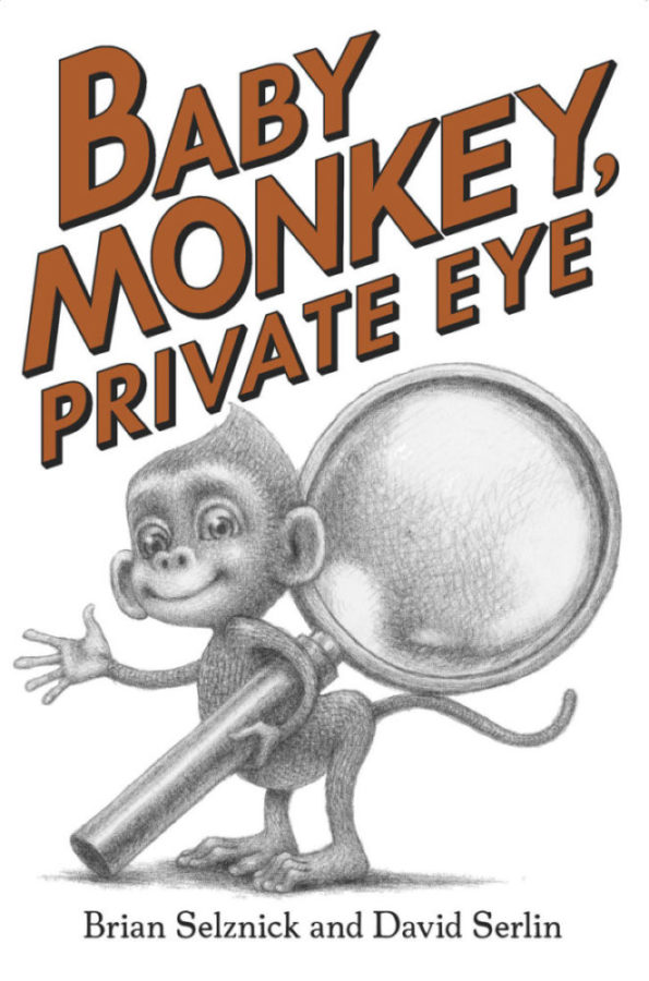 David Serlin - Baby Monkey, Private Eye