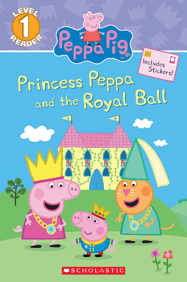Courtney Carbone - Princess Peppa and the Royal Ball