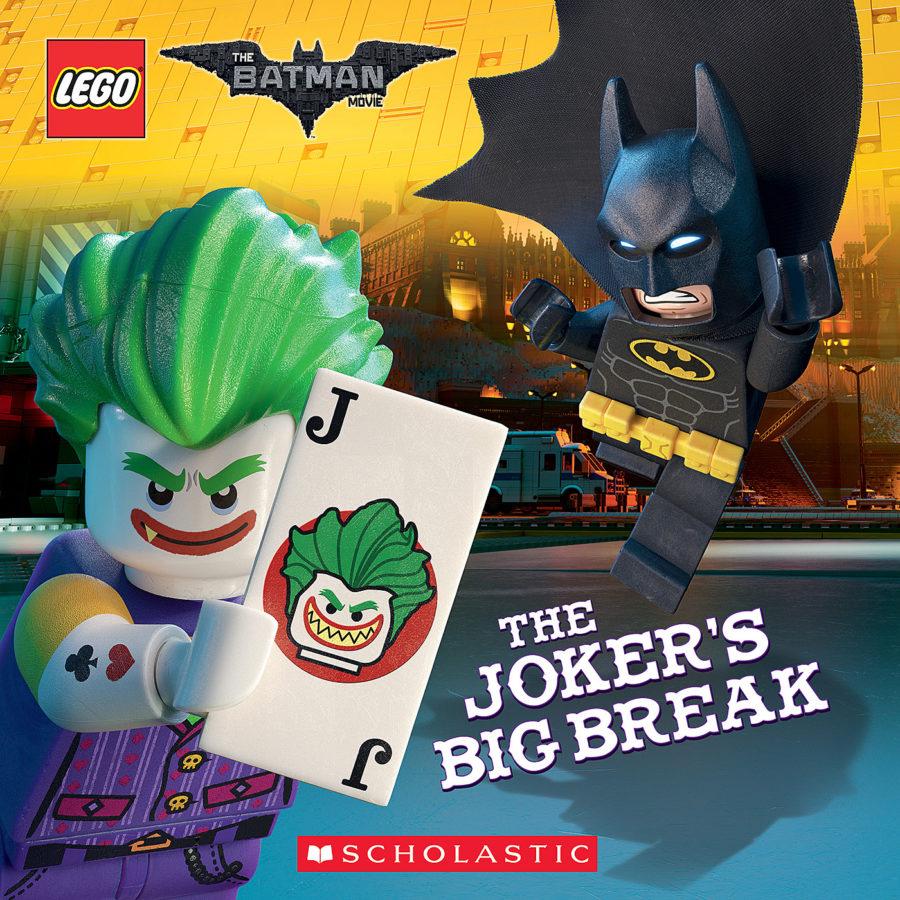 Michael Petranek - The Joker's Big Break