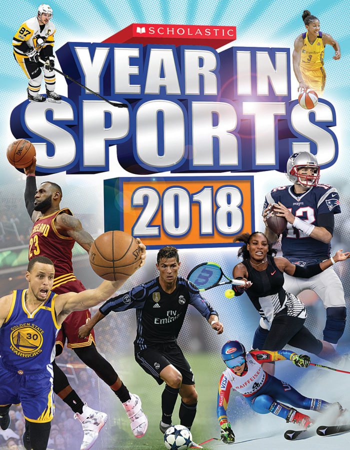 James Buckley Jr. - Scholastic Year in Sports 2018