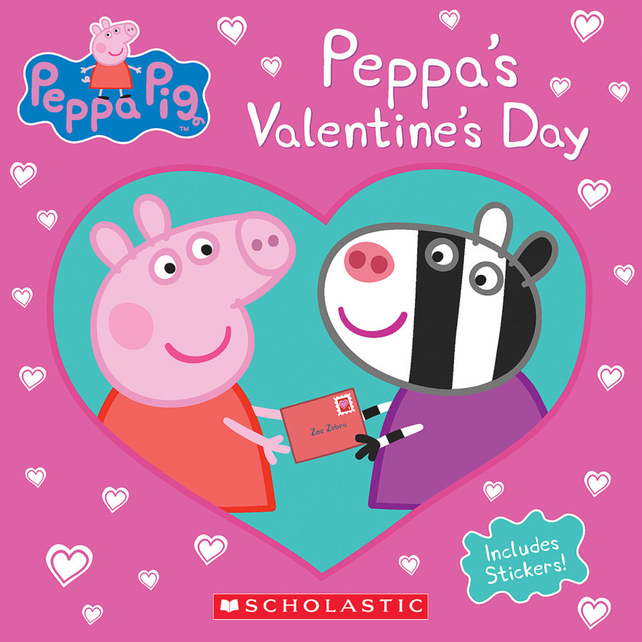 Courtney Carbone - Peppa's Valentine's Day