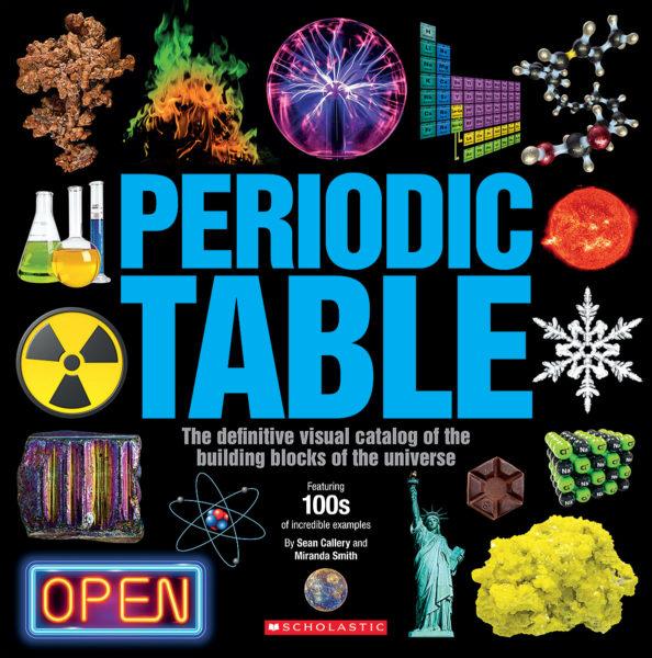 Sean Callery - Periodic Table