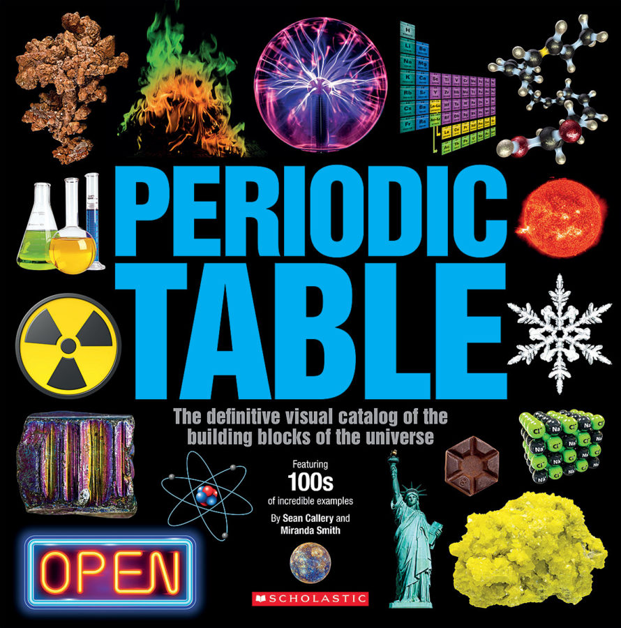 Sean Callery - Periodic Table