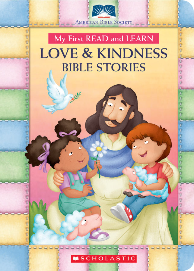American Bible Society - My First Read and Learn Love & Kindness Bible Stories