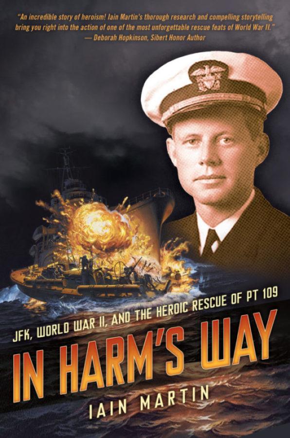 Iain Martin - In Harm's Way
