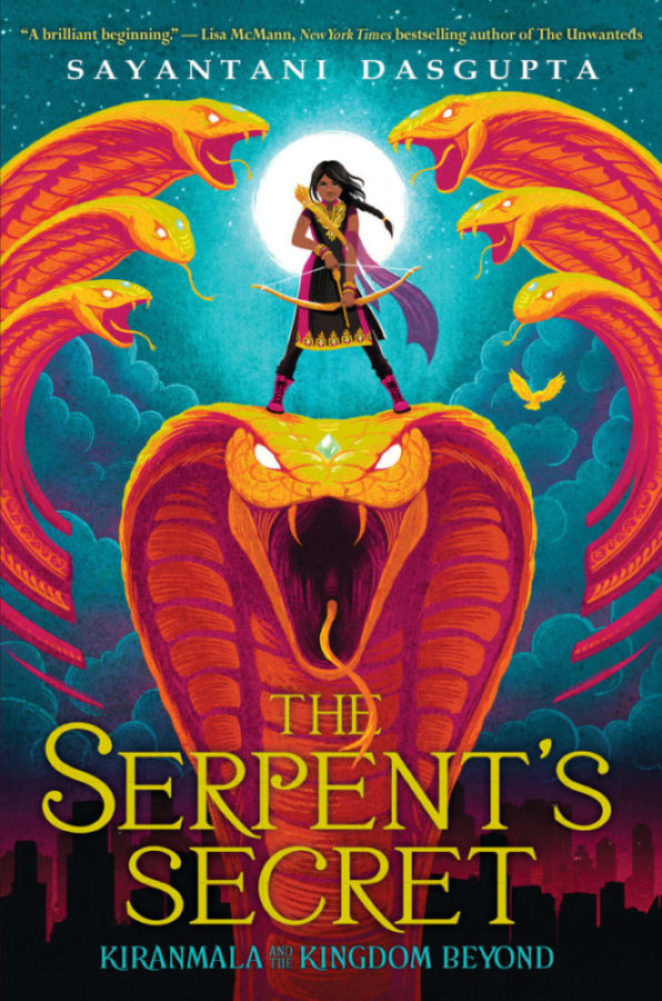 Sayantani DasGupta - The Serpent's Secret