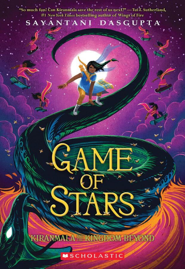 Sayantani DasGupta - Game of Stars