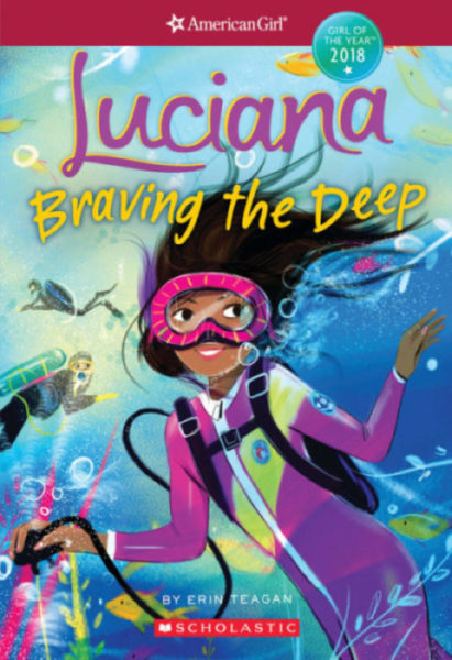 Erin Teagan - Luciana: Braving the Deep