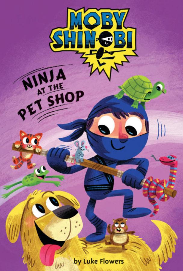 Luke Flowers - Ninja at the Pet Shop
