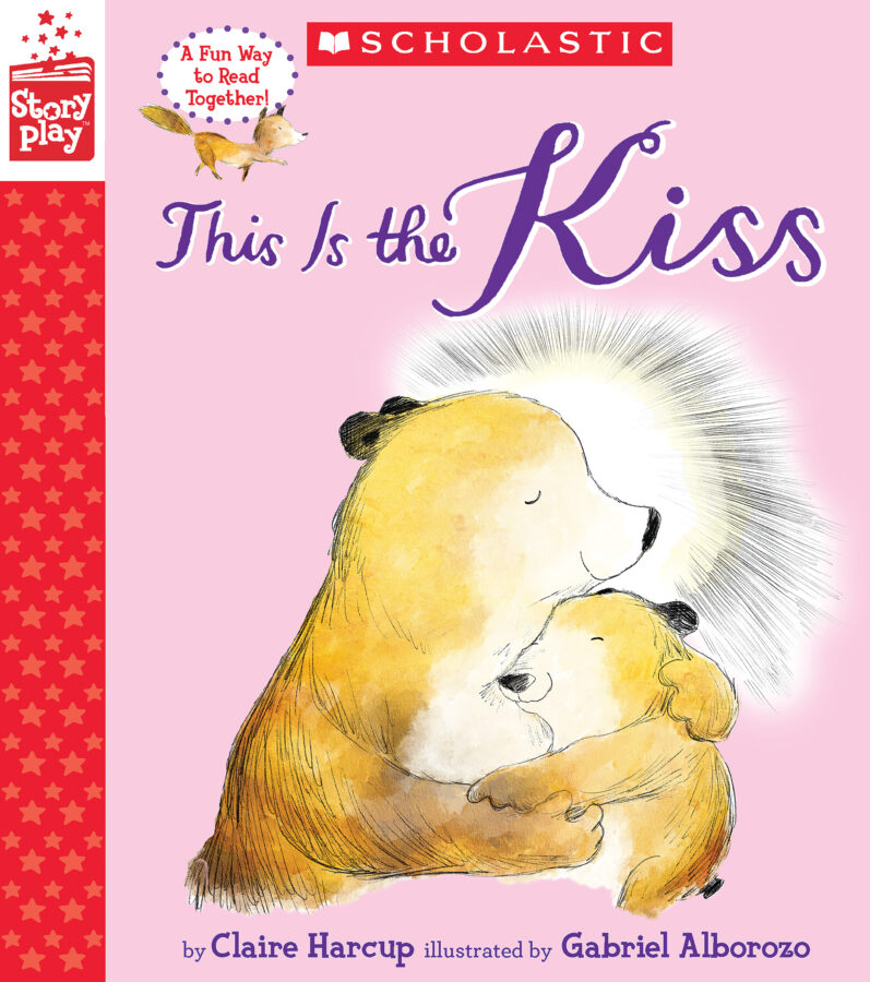Claire Harcup - This Is the Kiss
