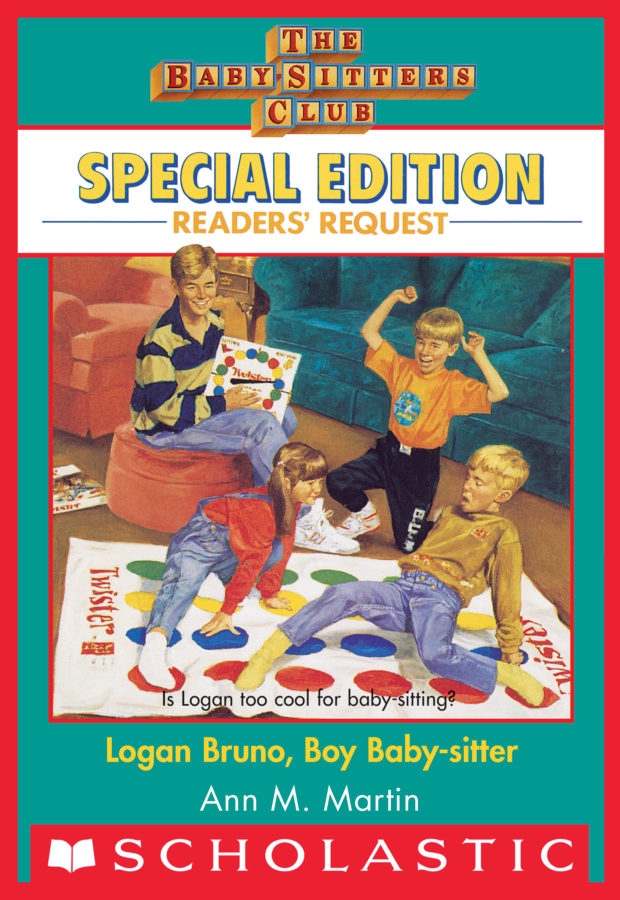 Ann M. Martin - Logan Bruno, Boy Baby-Sitter