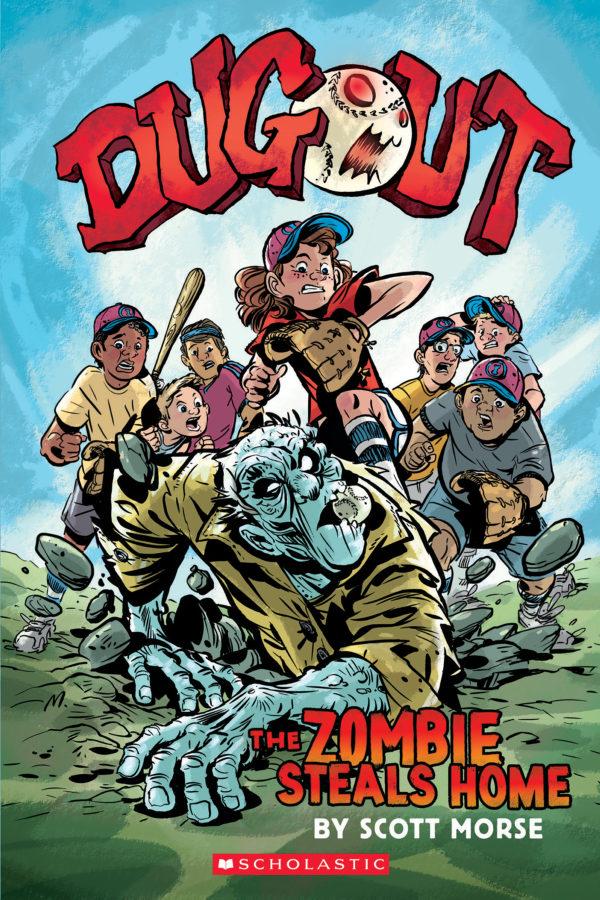 Scott Morse - Dugout: The Zombie Steals Home